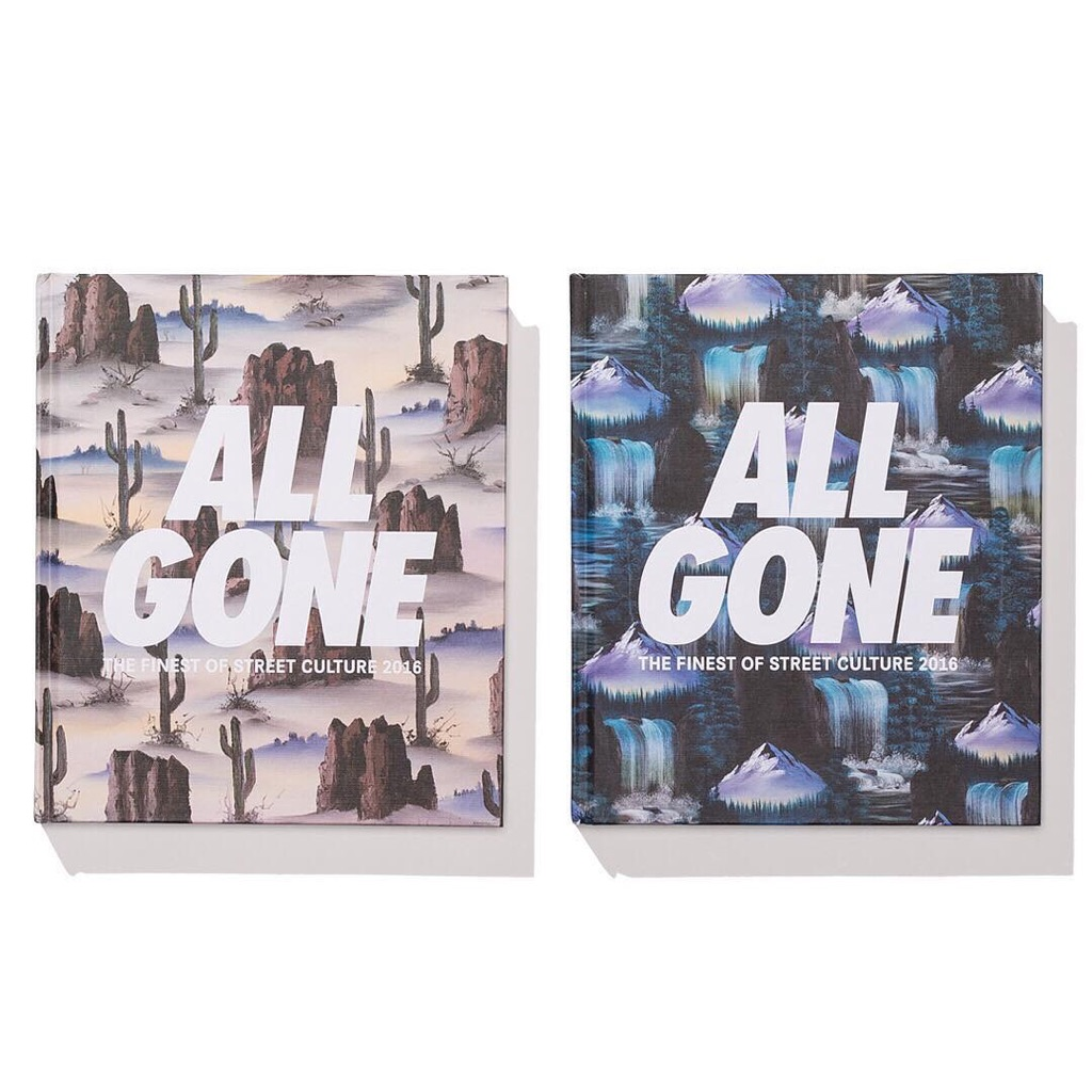 ALL GONE BOOK 2016