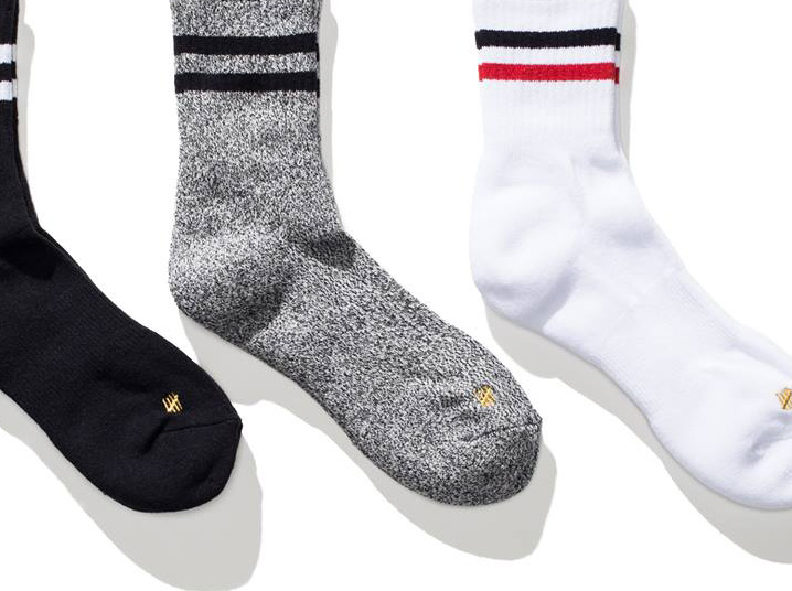 UNDEFEATED CREW SOCKS
