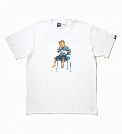 undftd-applebum-clean-up-ssl-tee