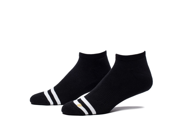 UNDEFEATED LOW PRO ANKLE SOCKS_bl