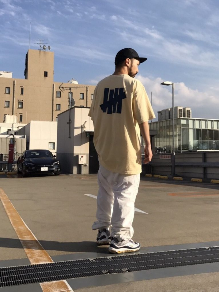 Style Sample #100【UNDEFEATED ICON S/S TEE】