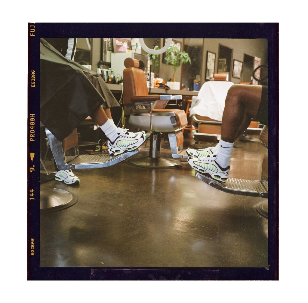 【RECOMMEND SNEAKER】Summer Solstice – AIR MAX TAILWIND Ⅳ OG