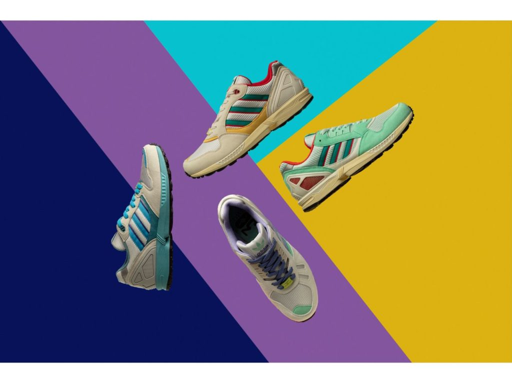 【RECOMMEND SNEAKER】The time Before Equipment – adidas consortium ZX5000,6000,7000,9000