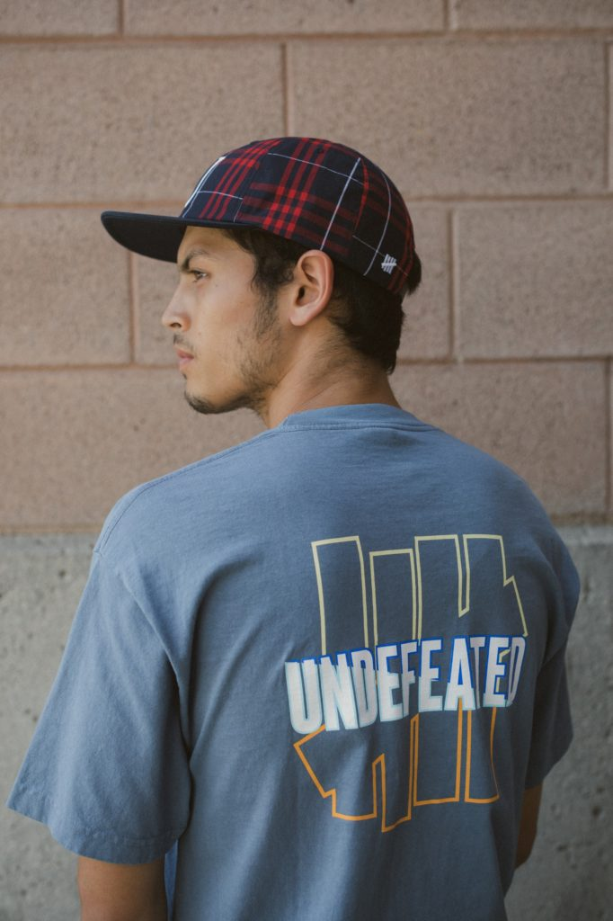 【UNDEFEATED FALL'19 Drop2 COLLECTION】