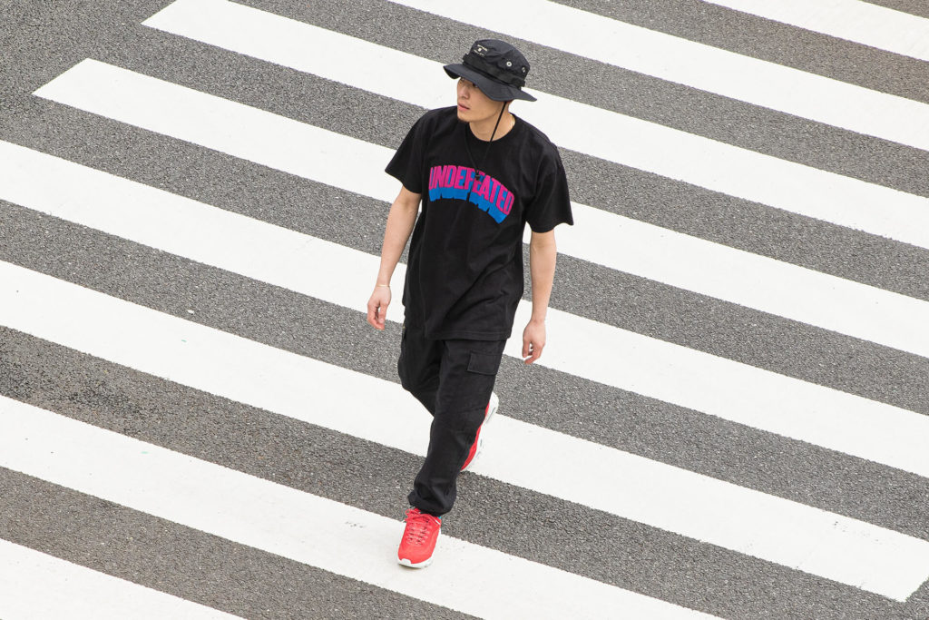 "'20 STYLE SAMPLE-""MILITARY STREET"""
