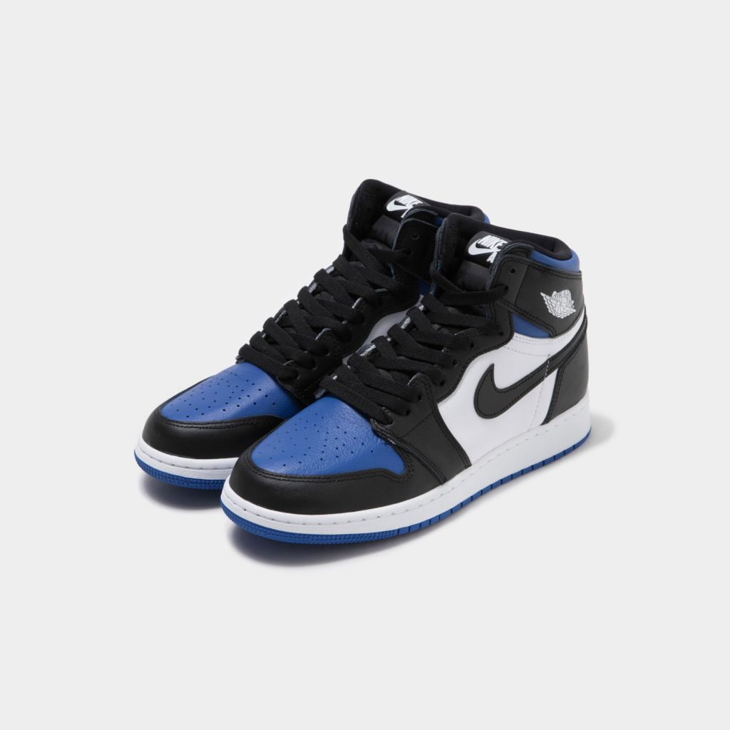 AIR JORDAN 1 RETRO HIGH OG GS – ROYAL TOE