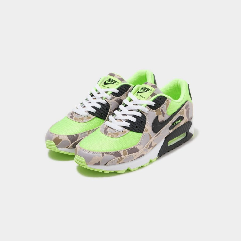 NIKE AIR MAX 90 SP GREEN CAMO