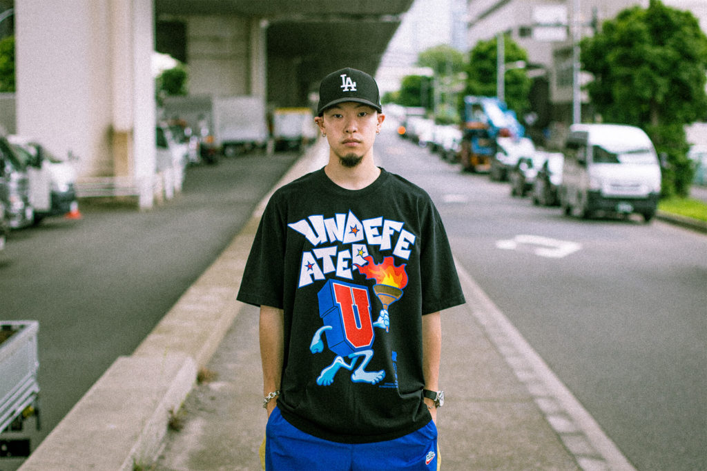 "'20 STYLE SAMPLE-""TORCH RUN"""