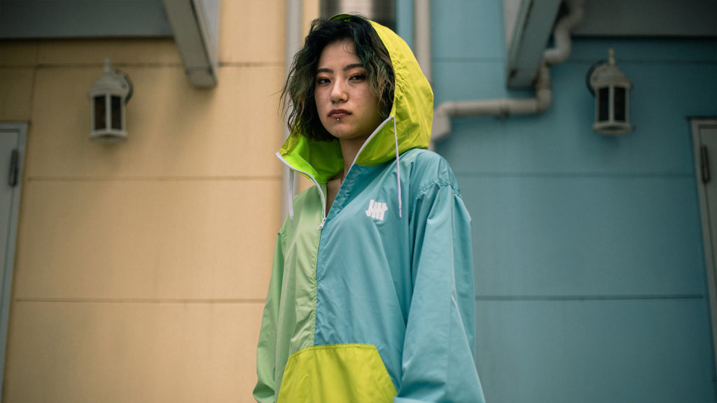 """'20 STYLE SAMPLE – """"Reminiscent of Tokyo neon"""""""