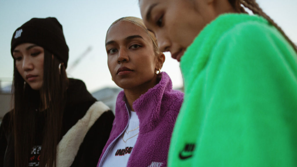 UNDEFEATED NIKE FALL WINTER JKT COLLECTION