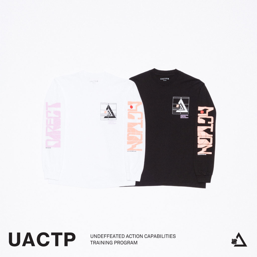 UNDEFEATED UACTP DROP 2 ASIA/DIRECT ACTION L/S TEE