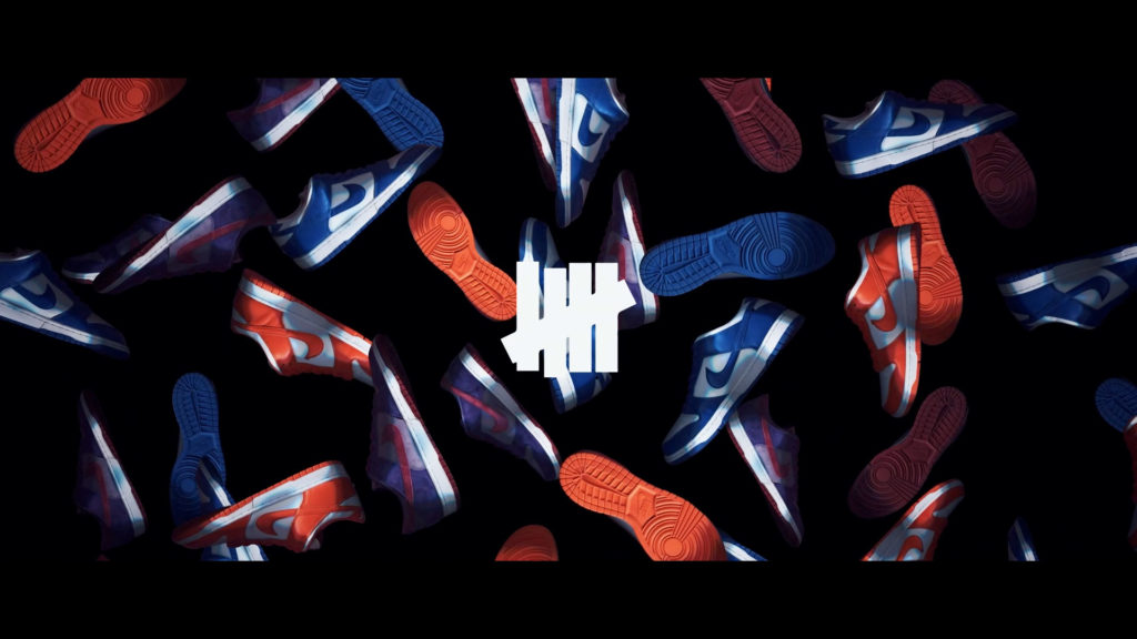 """UNDEFETAED 2020 Feature """"NIKE DUNK""""  –  """"Be True to your crew"""""""