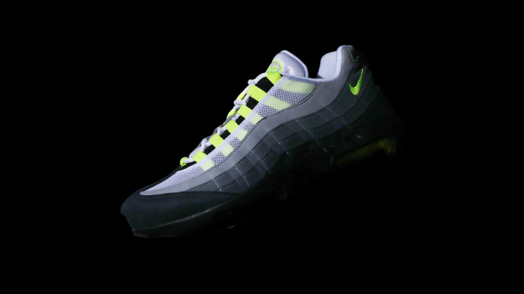 "ICONS – vol.7 ""NIKE AIR MAX 95"""