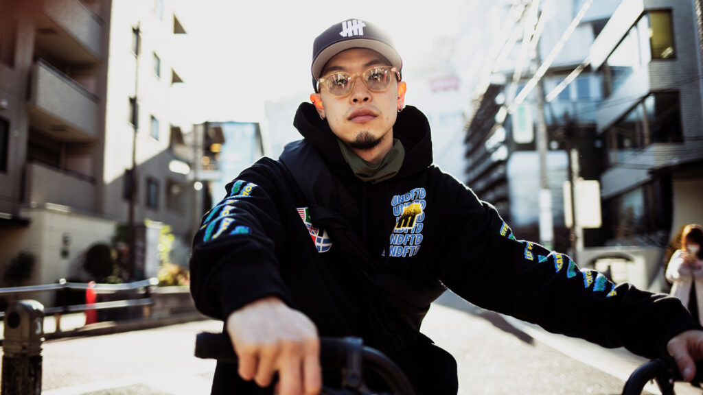 "SNAP by UNDEFEATED –VOL.2 ""Motor Taste"""