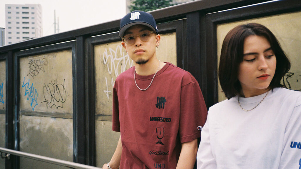 """SNAPS by UNDEFEATED –VOL.7 """"21Spring-CHAMPION"""""""