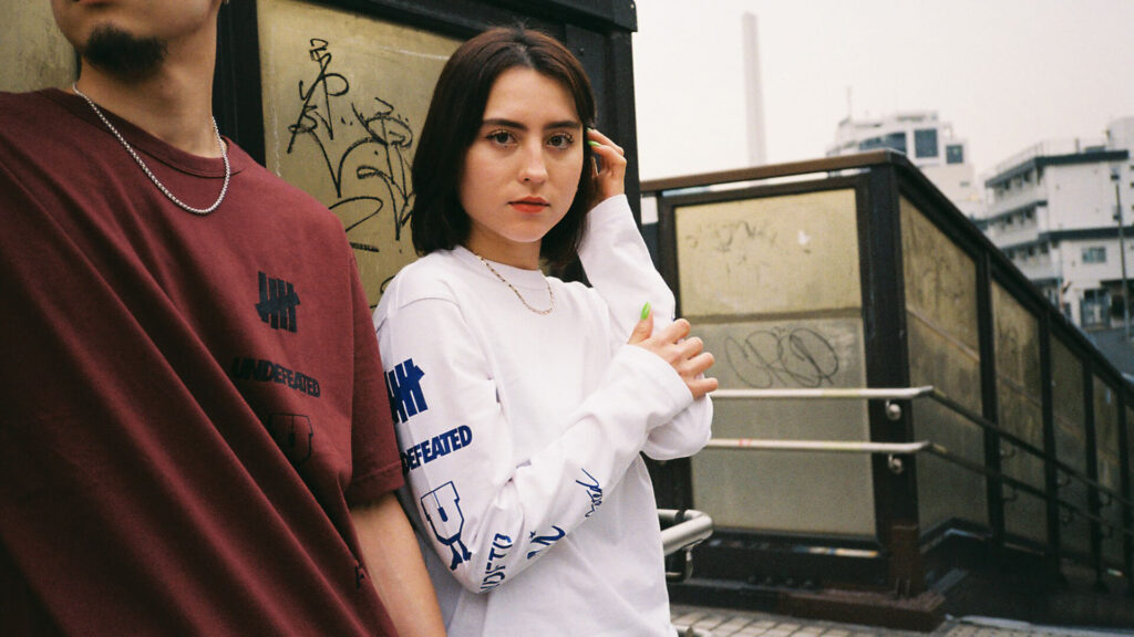 """SNAPS by UNDEFEATED –VOL.6 """"21Spring-CHAMPION"""""""