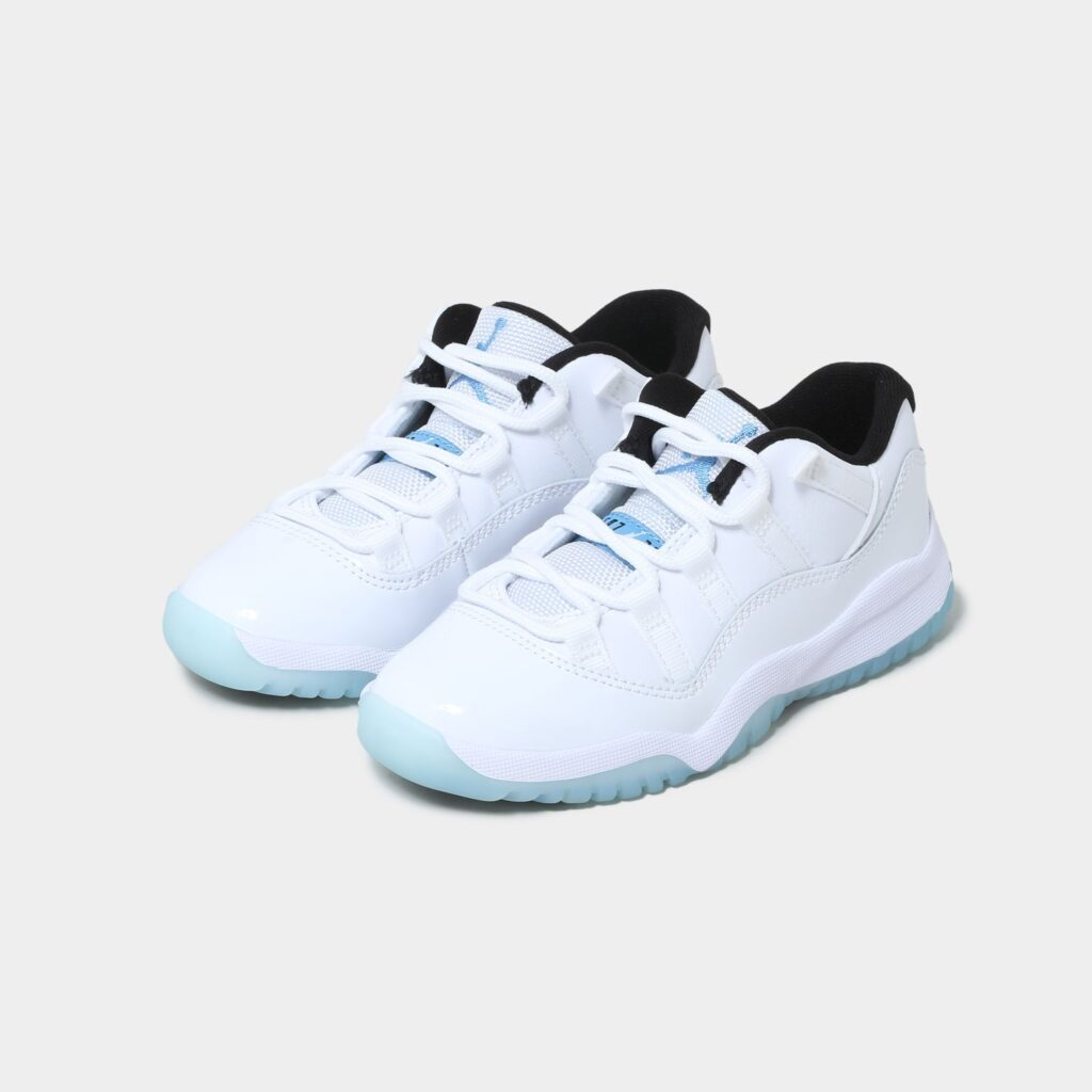 "JORDAN 11 RETRO LOW PS ""LEGEND BLUE"""
