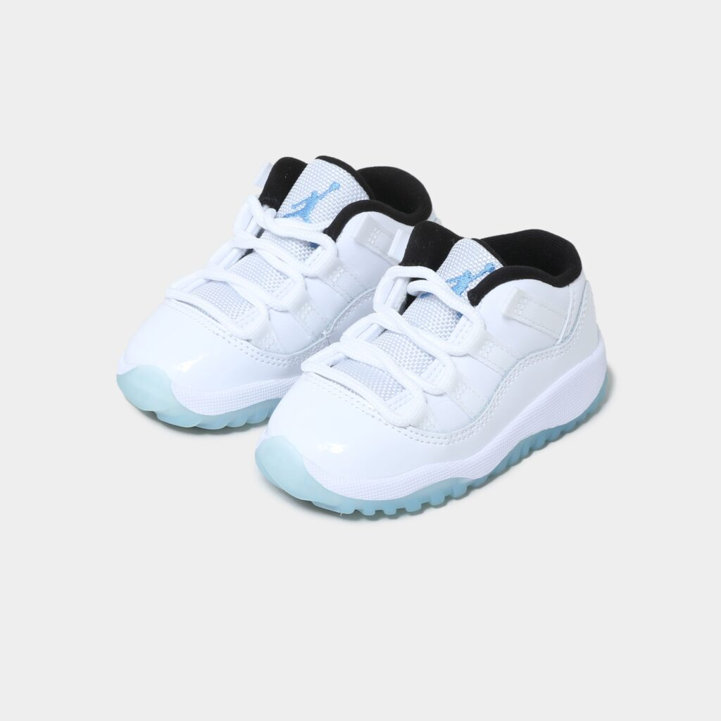 "JORDAN 11 RETRO LOW TD ""LEGEND BLUE"""