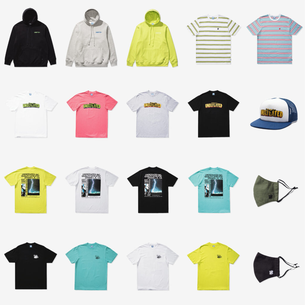 UNDEFEATED SPRING '21 DROP3.5