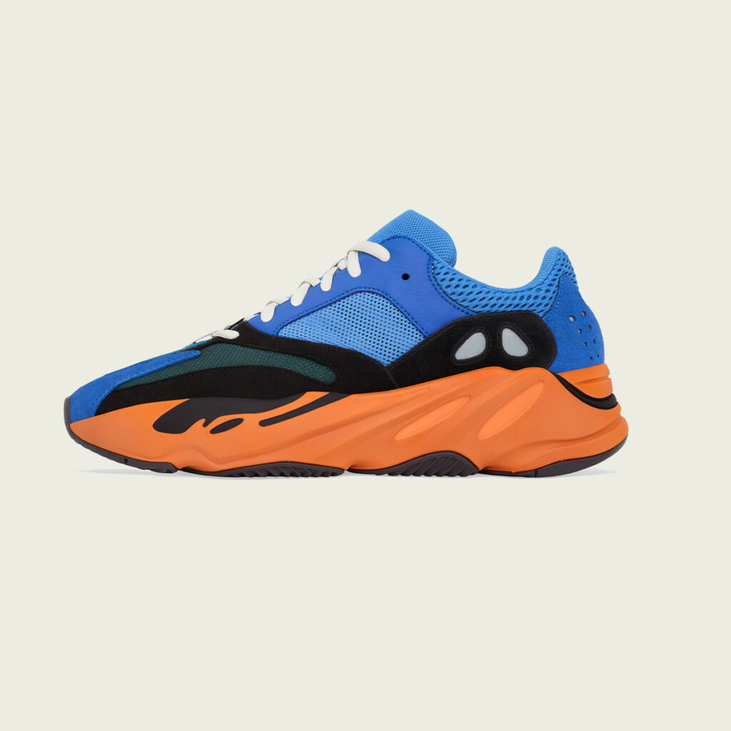 "adidas YEEZY BOOST 700 ""BRIGHT BLUE"""