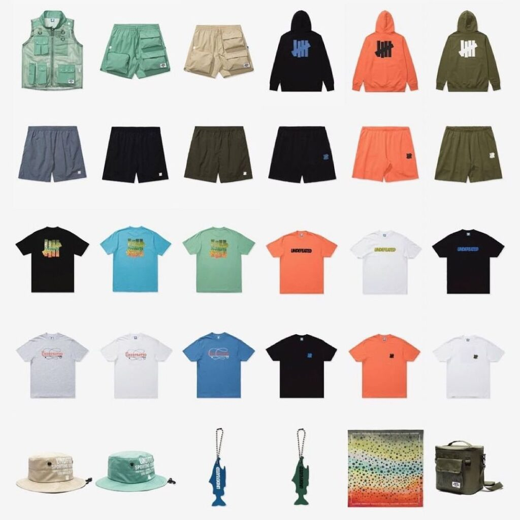 UNDEFEATED SUMMER '21 DROP1