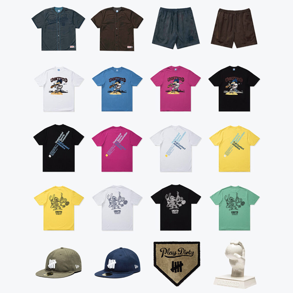 UNDEFEATED SUMMER '21 DROP3
