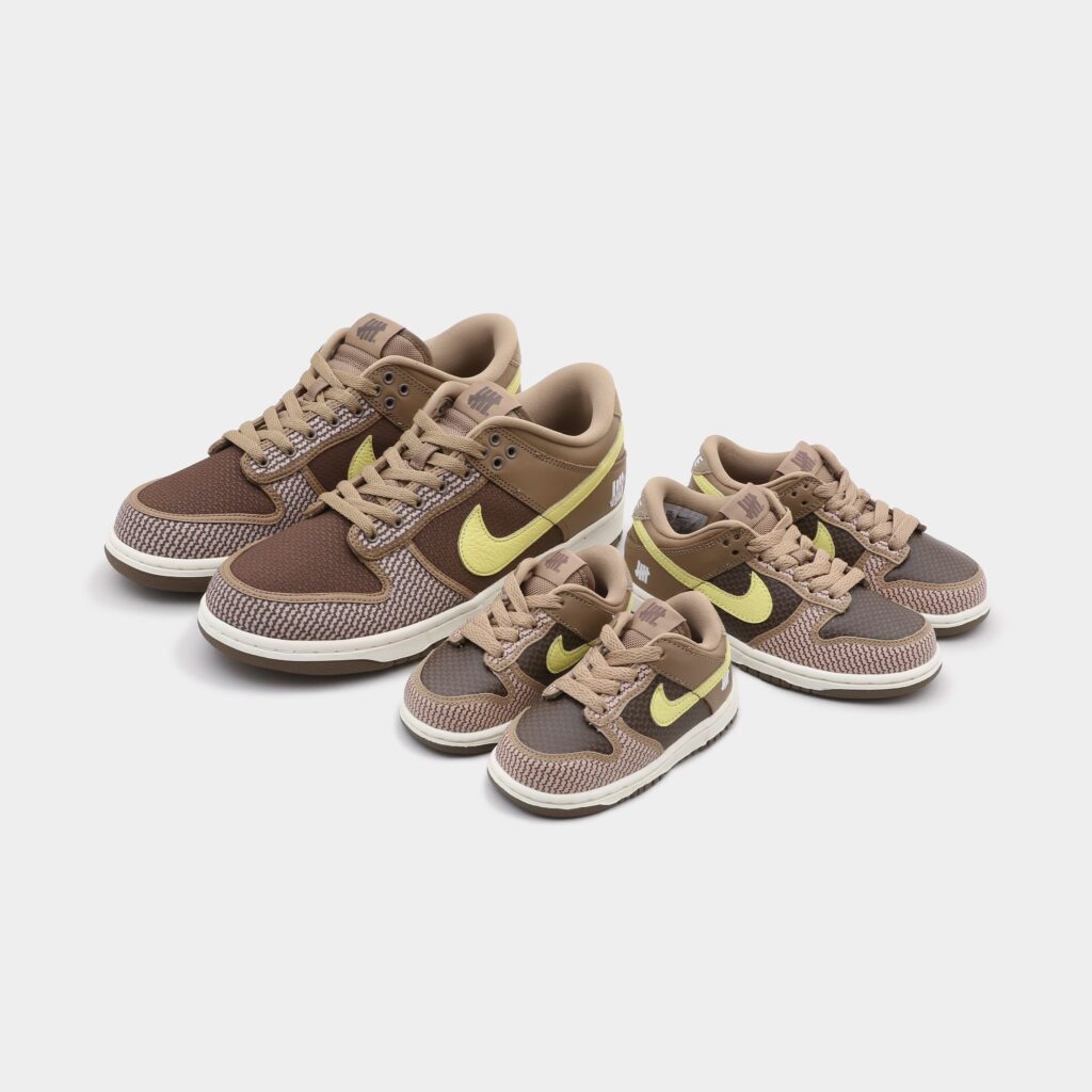 NIKE DUNK LOW SP / UNDFTD・PS・TD