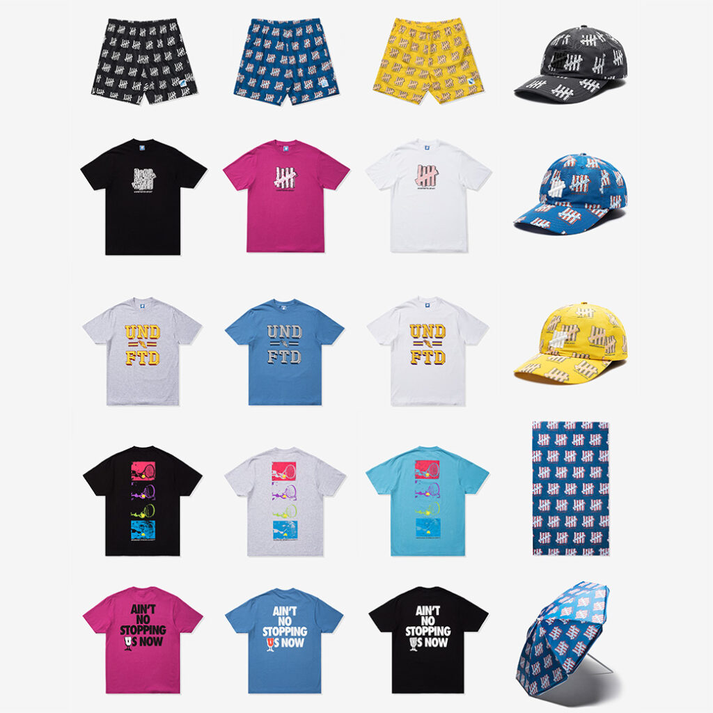 UNDEFEATED SUMMER '21 DROP4