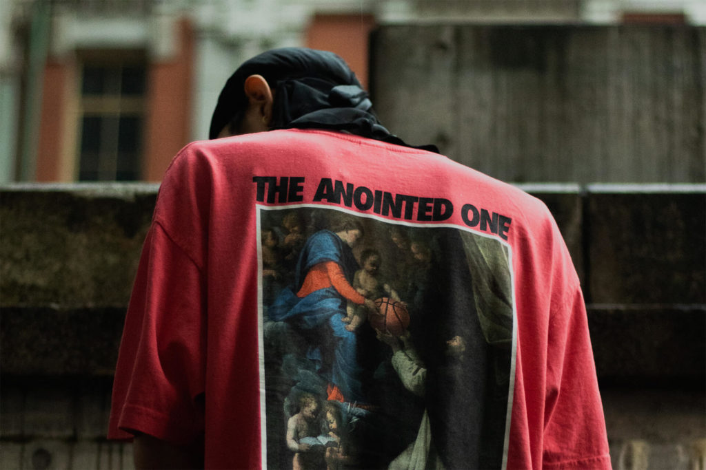 "'20 STYLE SAMPLE-""THE ANOINTED ONE"""