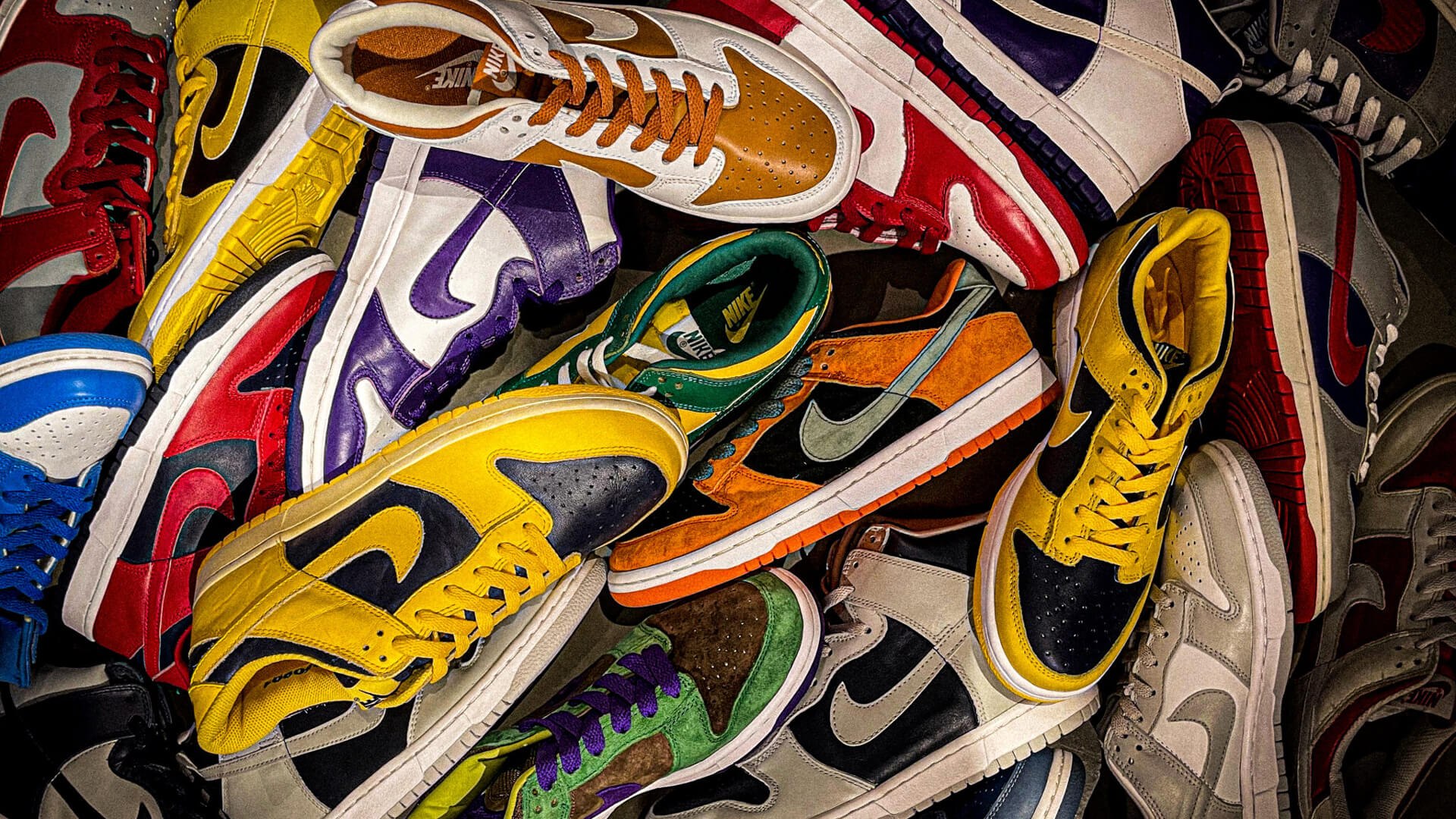 UNDEFEATED NIKE CO.JP ARCHIVES