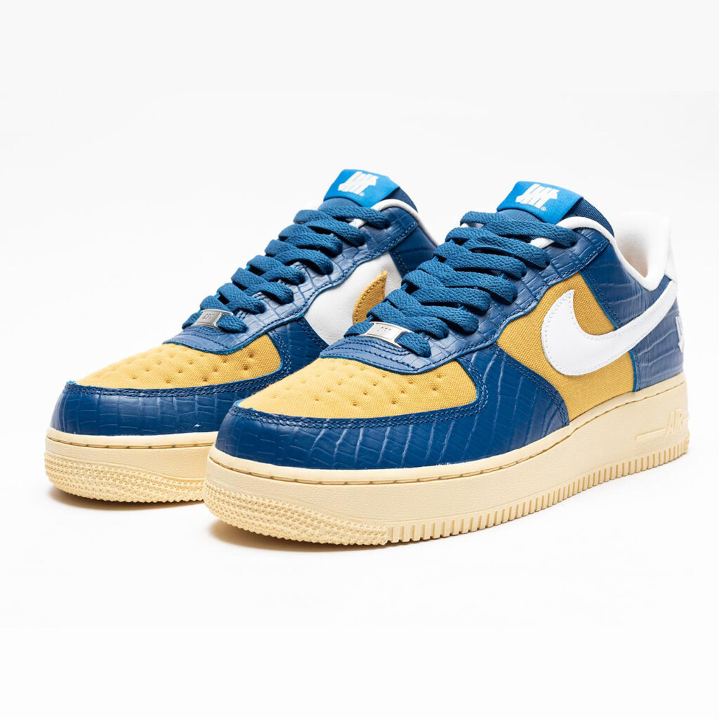 NIKE AIR FORCE 1 LOW SP / UNDFTD