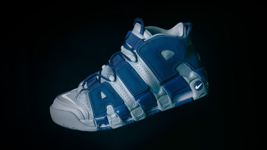 """ICONS – vol.19 """"NIKE AIR MORE UPTEMPO"""""""