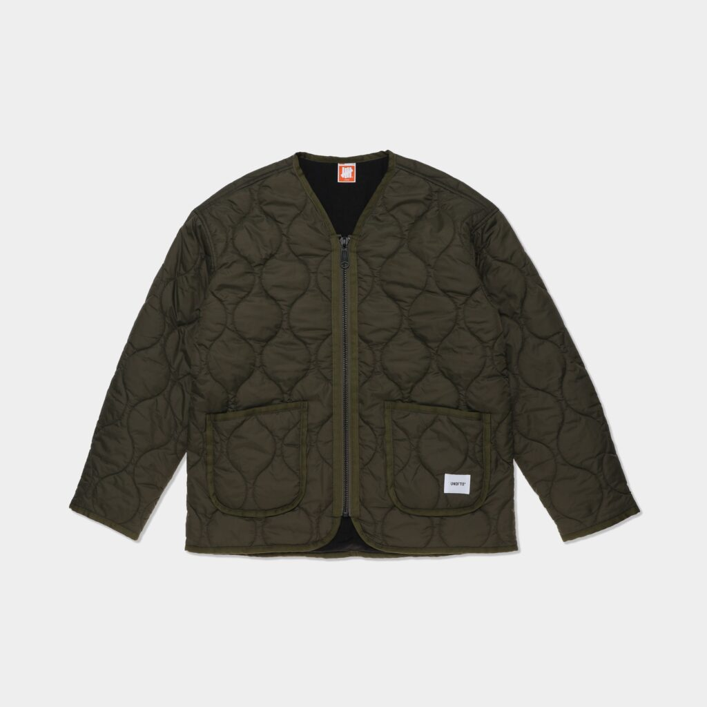 UNDEFEATED QUILTED JACKET