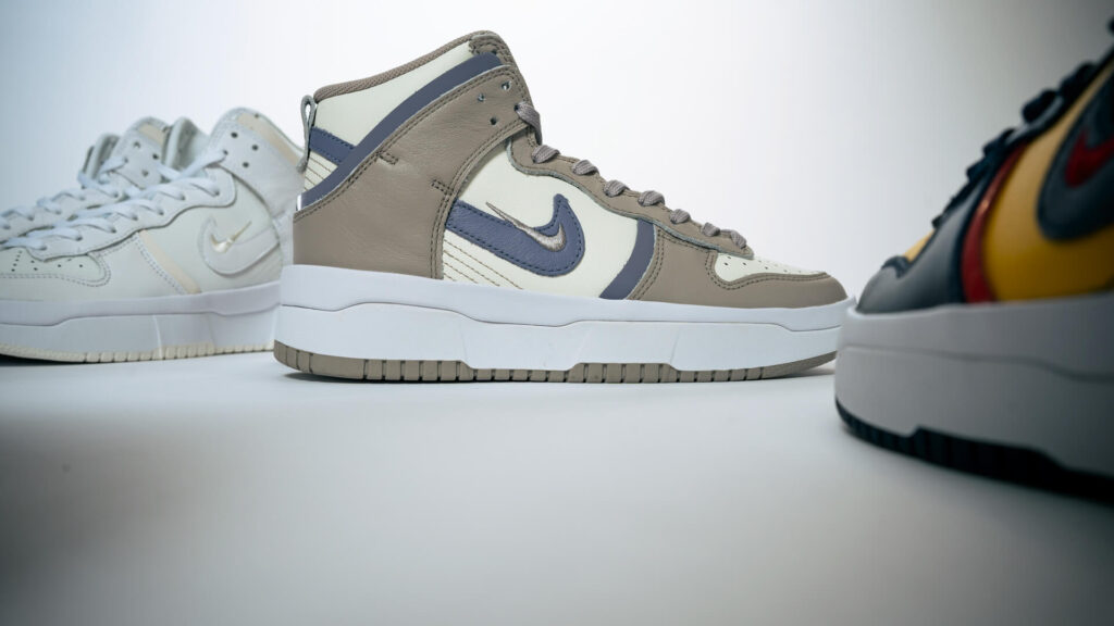 DETAILS by UNDEFETAED NIKE WMNS DUNK HIGH UP