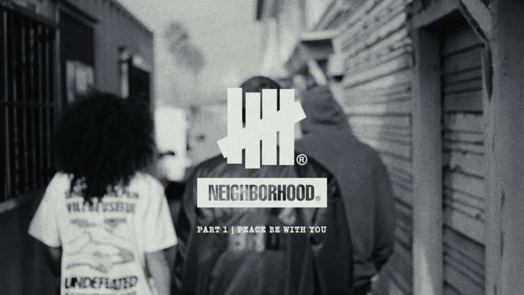 NEIGHBORHOOD × UNDEFEATED Collaboration Collection