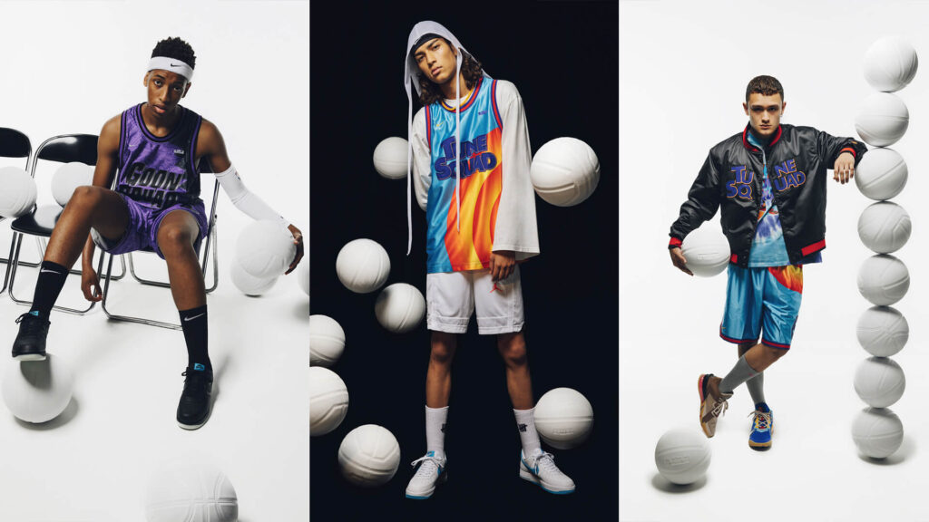 NIKE SPACE PLAYERS COLLECTION