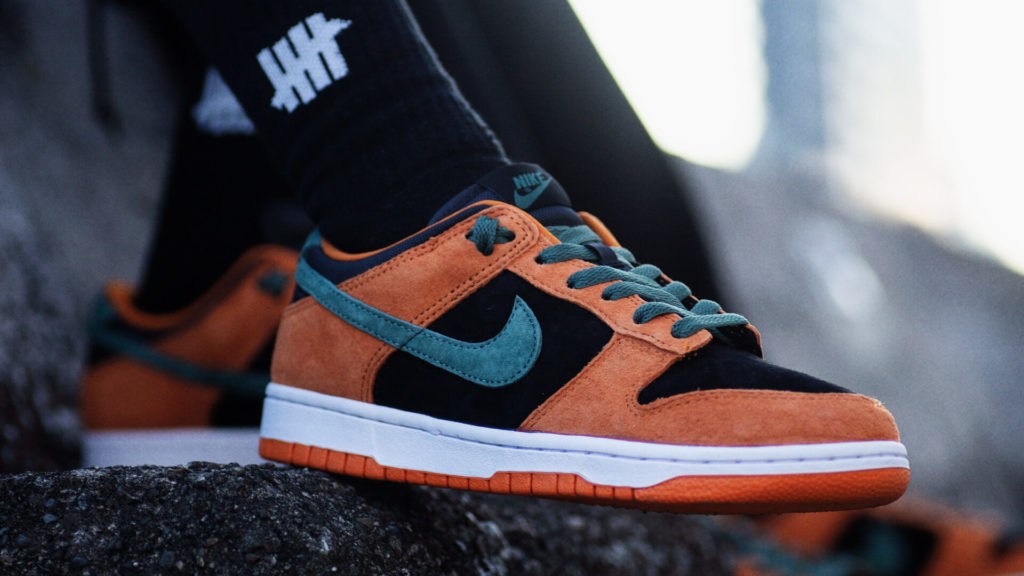 "NIKE DUNK LOW CO.JP  "" CERAMIC"" –  Be True to your crew"